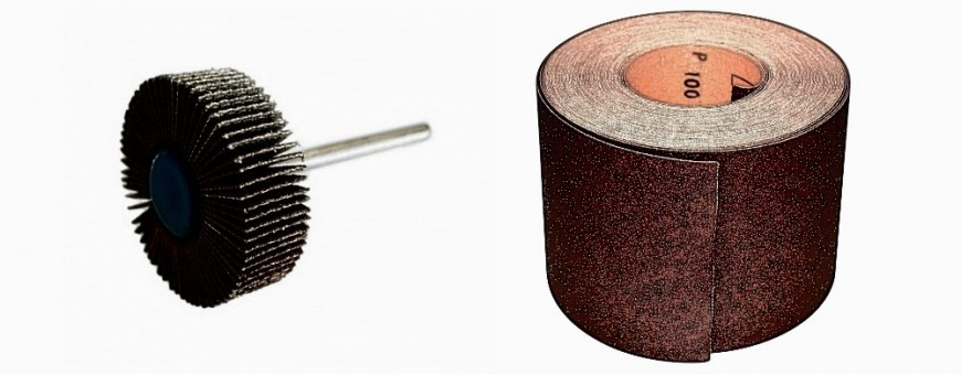 Abrasive Tools for goldsmiths and artisans
