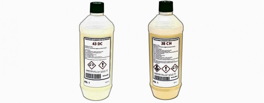 Cleaning Solution for Tumblers and Ultrasonic Machines