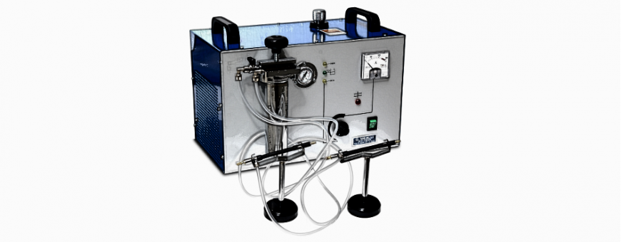 Oxy-hydrogen welding machines