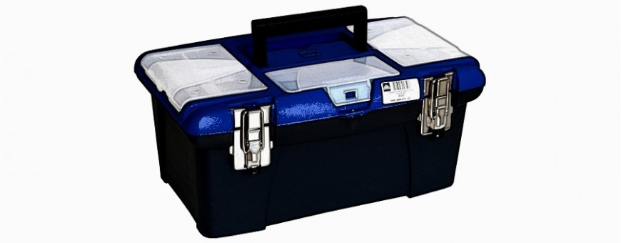 Toolboxes and Organizers