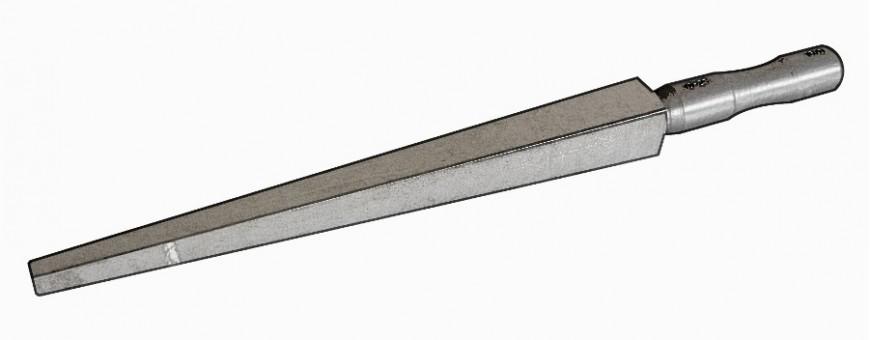 Mandrini e Spine in acciaio