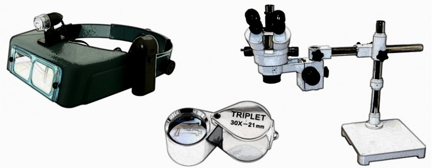 Magnifying and Optical