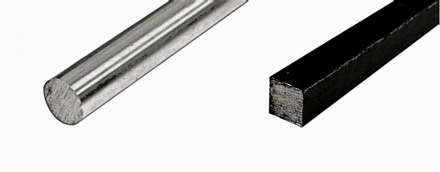C40 Steel bars