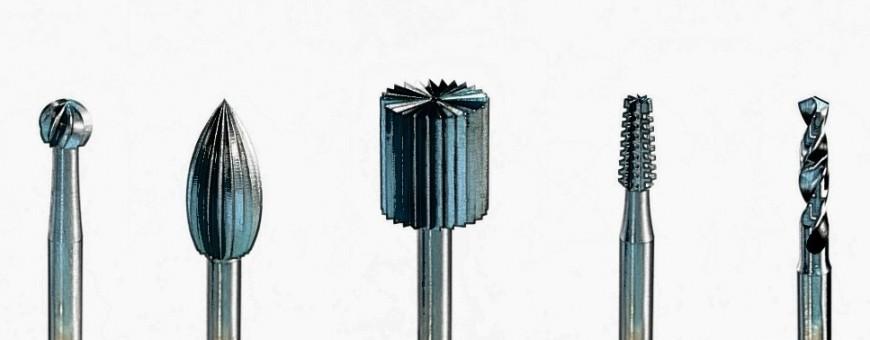 Tool Steel Burs
