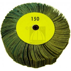 Flap wheel mm 100 x 30 - grit 150