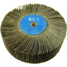 Flap wheel mm 100 x 30 - grit 600