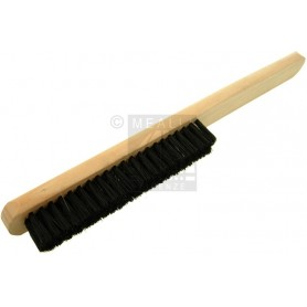 Streight brush Stiff black bristol