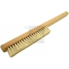 Streight brush White soft goat hair