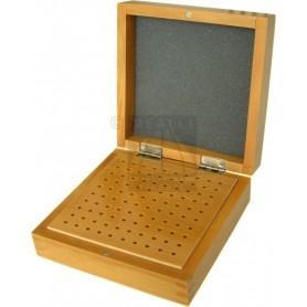 Scatola in legno portafrese