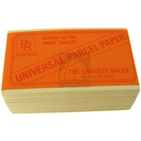 Diamond Parcel Papers White WE