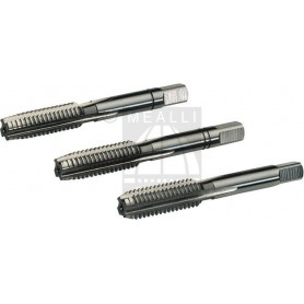 Hand Taps Set mm 4.50 (3 Pz.)