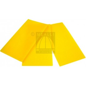 YELLOW wax Slice mm 3,2