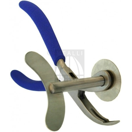Plier ring cutter