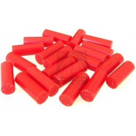 Red Wax Pellets for Matt Gun - 20 pcs.