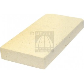 Porous Ceramic White Brick 220 x 110 x 30 mm