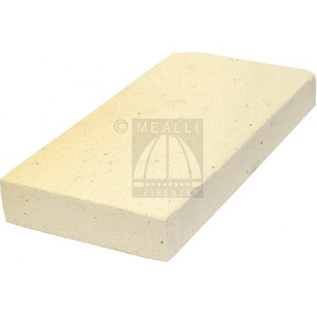 Porous Ceramic White Brick 220 x 110 x 30 mm