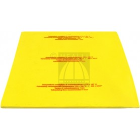 Yellow Silicone Rubber