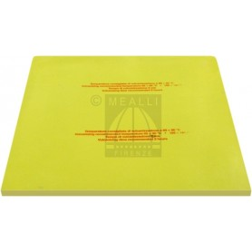 Mustard Silicone Rubber Low Shrinkage