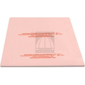 Pink Silicone Rubber