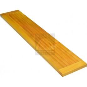 Vassoio in legno per perle mm 550 x 100