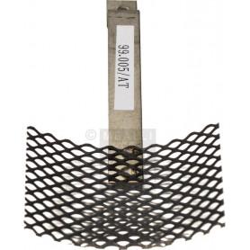 Anodo a rete in titanio platinato