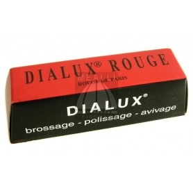 DIALUX red polishing compound