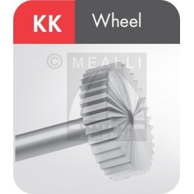 MAILLEFER Wheel Burs Fig. KK