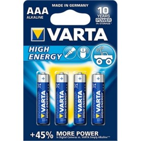 Alkaline Batteries AAA - 1.5 V