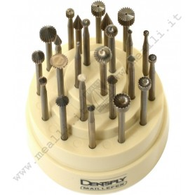 MAILLEFER Burs Set of 24 pcs.