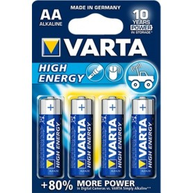 Alkaline Batteries AA - 1.5 V