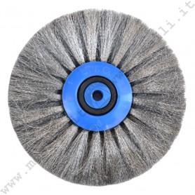 Circular Brush Ø 100 mm 4 Rows - Steel wire