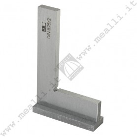 Precision Steel Square mm 75 x 50