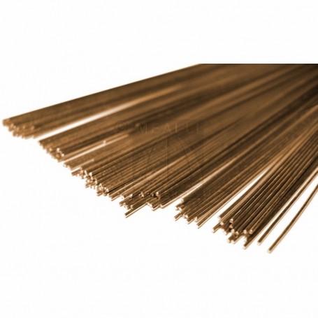 Bronze wire solder - Thickness 2,0 mm