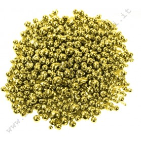 Soldering alloy for yellow gold 18 Kt