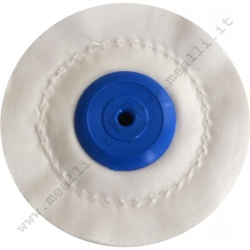 Madapolam cloth Buffing Wheel Ø 100 x 10 mm