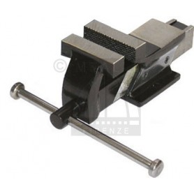 Bench vice 80 mm