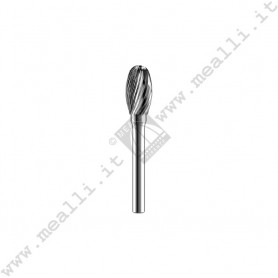 Oval Carbide Bur