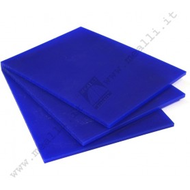 Matt wax Slice BLUE 190 x 155 mm