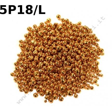 Lega per oro rosso 5P18/L Pandora