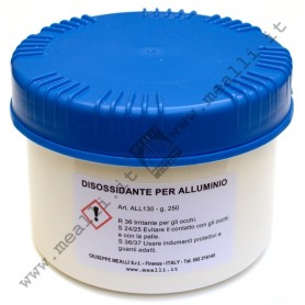 Brazing Flux for Aluminium soldering g. 250