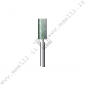 Green Silicon carbide Cylinder Bur