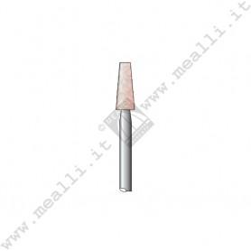 Pink Corundum Cone Bur