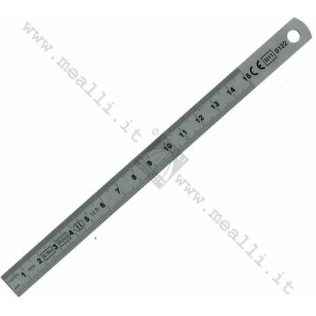 Flexible Steel Rule mm 150
