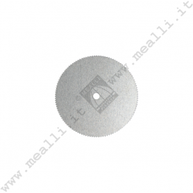 Seghette circolari per metalli