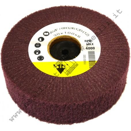 Scotch-brite Wheel Brush Ø 100 mm VERY FINE