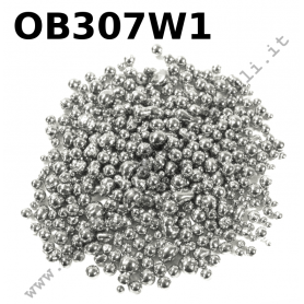 White Alloy for gold 9-14 KT OB307W1 Legor