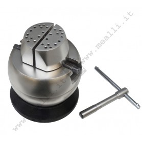 Economy Engraving Spherical Block with tools