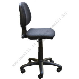 Ergonomic laboratory chair