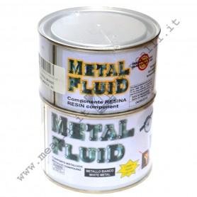METALFLUID Metallo Bianco - confezione Kg. 1