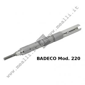 Manipolo Martellatore BADECO Mod. 220